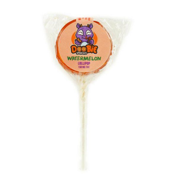 Buy Doobie Snacks - Lollipop 150mg THC at MMJExpress Online Dispensary