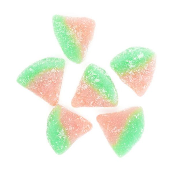 Buy Get Wrecked Edibles - Sour Watermelon Gummies 150mg THC at MMJ Express Online Shop