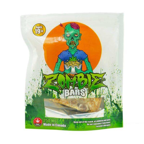 Buy Cannabis Edibles Zombie Bars at MMJ Express Online Shop