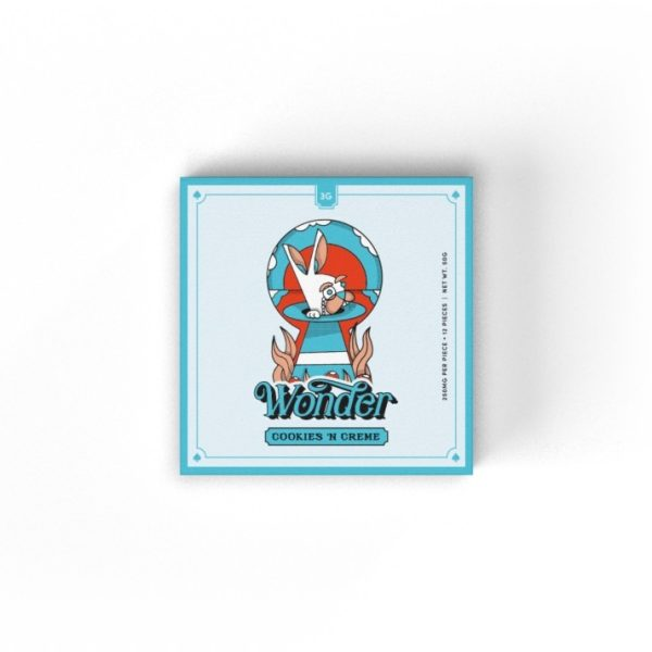 Buy Wonder - Psilocybin Chocolate Bar 3g at MMJExpress Online Dispensary