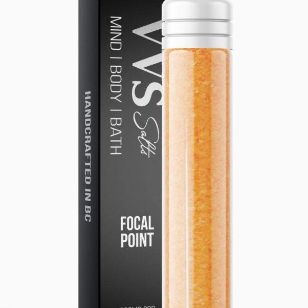 Buy VVS Bath Salts - Focal Point 200MG CBD at MMJ Express Online Shop