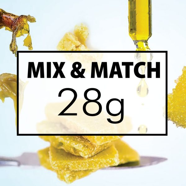 mix and match concentrates 28g