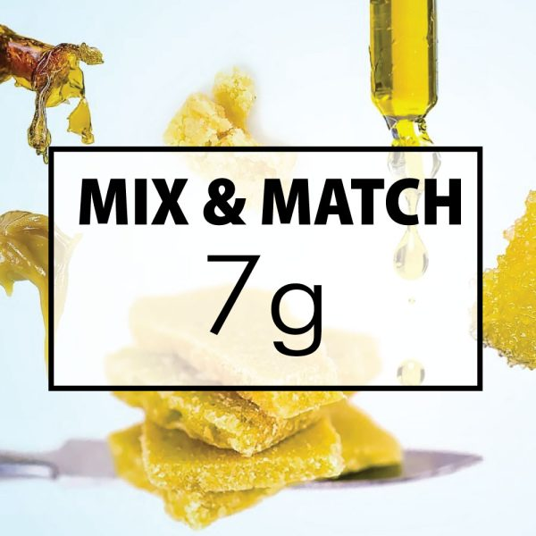 mix and match concentrates 7g