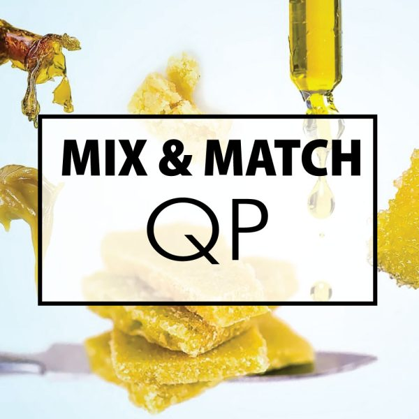 mix and match concentrates qp