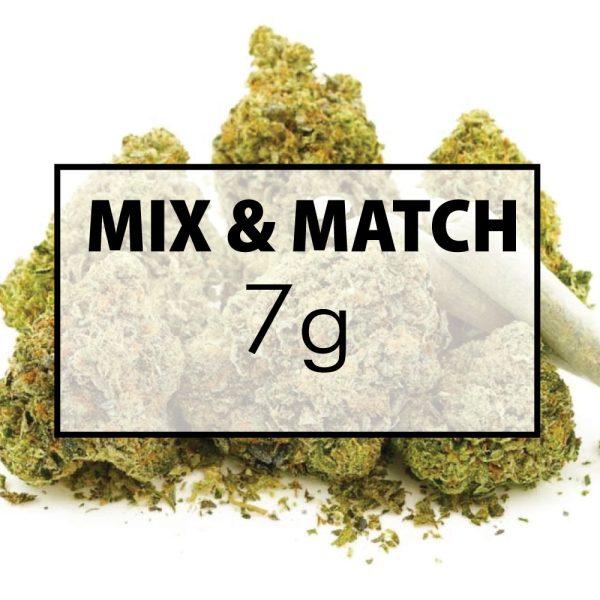 mix and match flower 7g