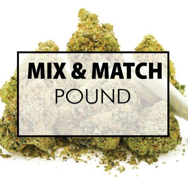 mix and match flower pound